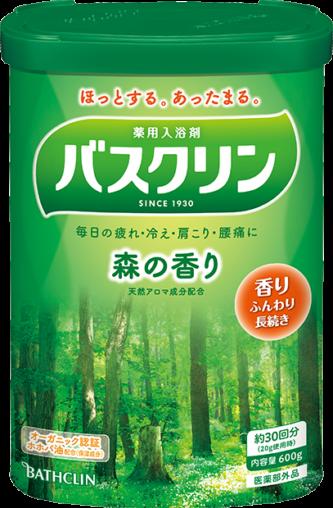 バスクリン 森の香り